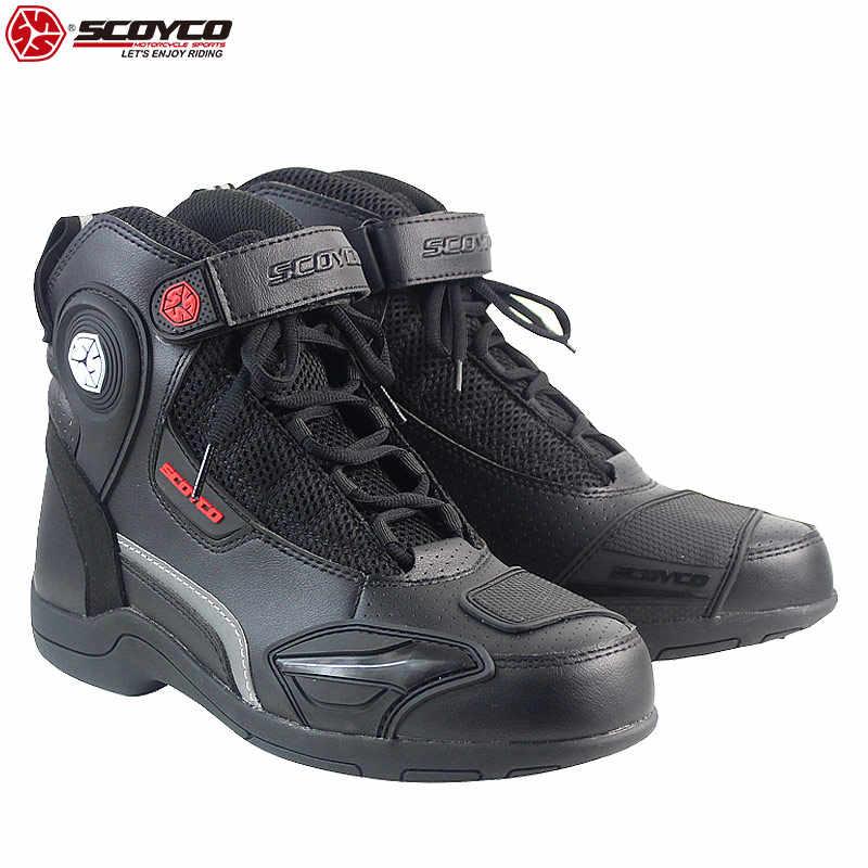 Zapatillas para moto
