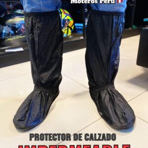 Impermeable Pies