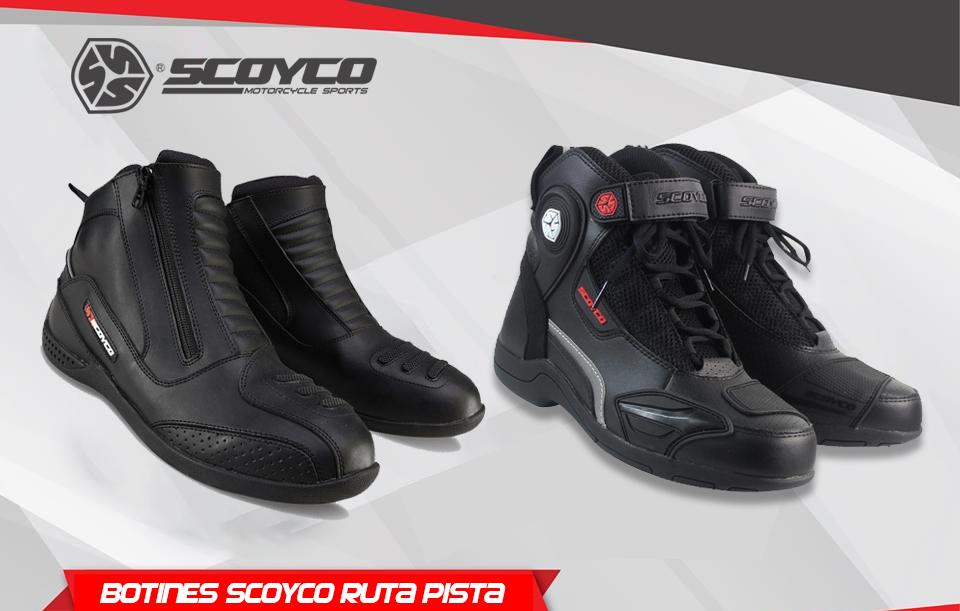 Zapatillas de moto